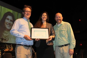 MRH MS Best of Green Schools Award