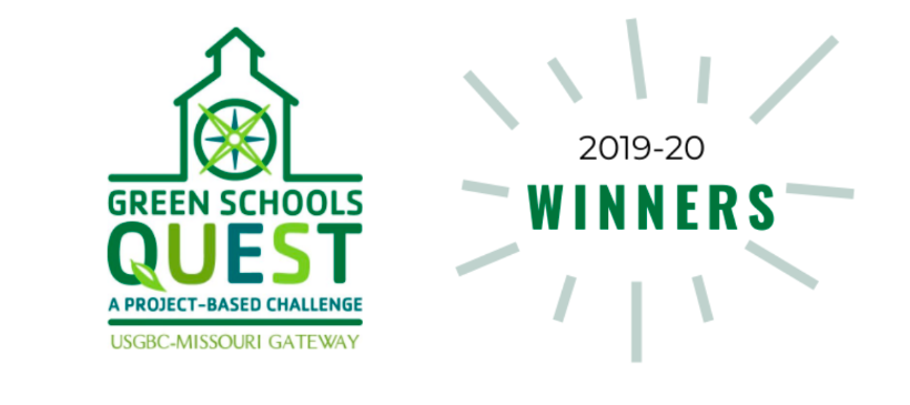 We're excited to announce the winners and celebrate participants of the 2019-20 Green Schools Quest!