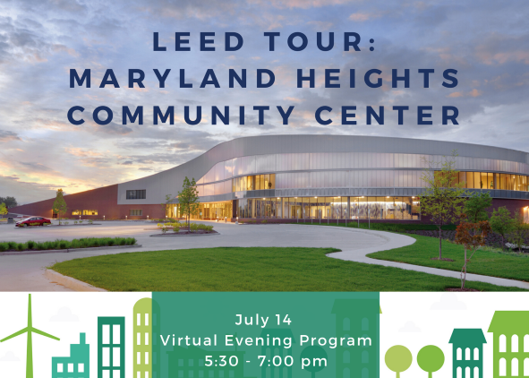 Featuring the LEED Silver Maryland Heights Community Center -A Dynamic Spot for Sport, Wellness & Engagement-