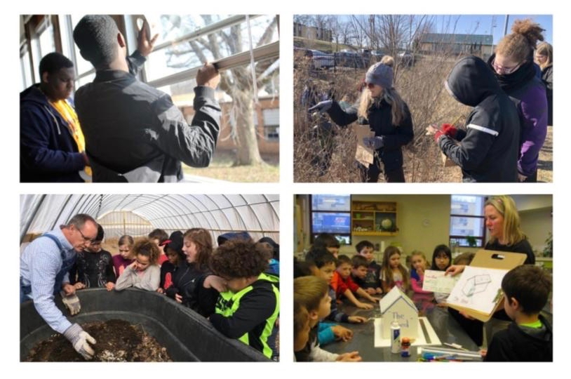 Two Opportunities to Make a Difference This Year: Serve as a Green Schools Quest Mentor or a Missouri Green Schools AmeriCorps VISTA!